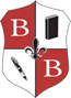 Brown Books Logo Shield